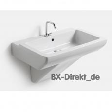 Designer Waschtisch exklusiv von Meridiana aus Italien das Hänge-Waschbecken BACKSTREET