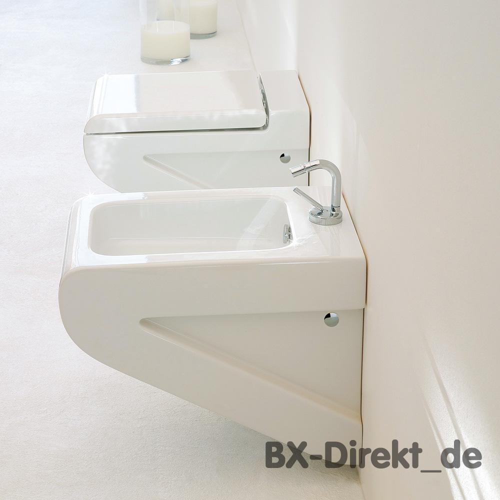 weisses italienisches designer bidet lafontana artceram aus italien. Black Bedroom Furniture Sets. Home Design Ideas