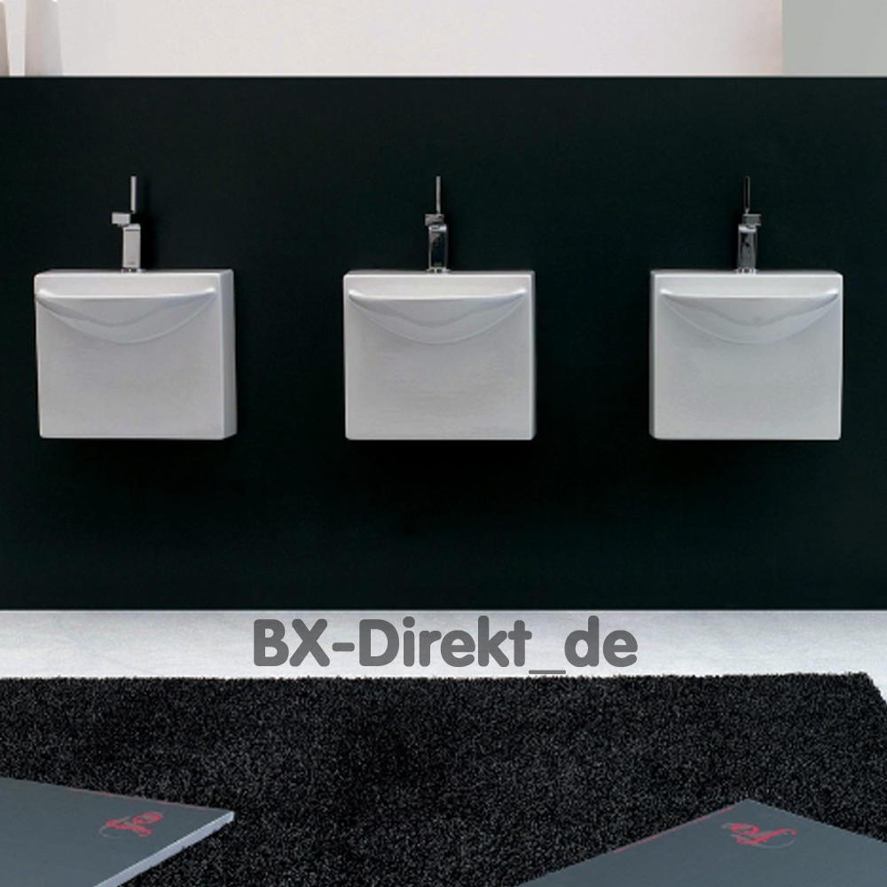kleiner waschtisch aus keramik handwaschbecken wall mini. Black Bedroom Furniture Sets. Home Design Ideas