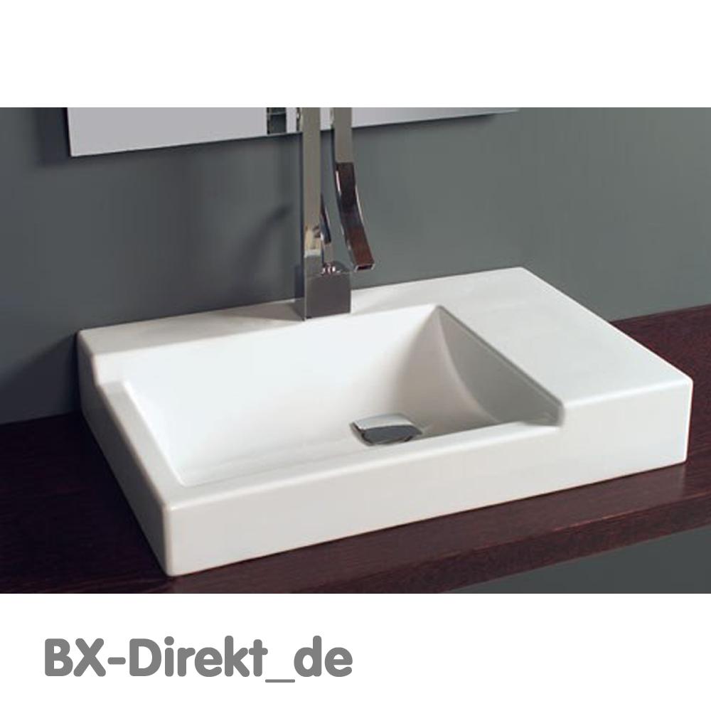 Waschtisch von meridiana keramik designer aufsatz for Designer waschtisch
