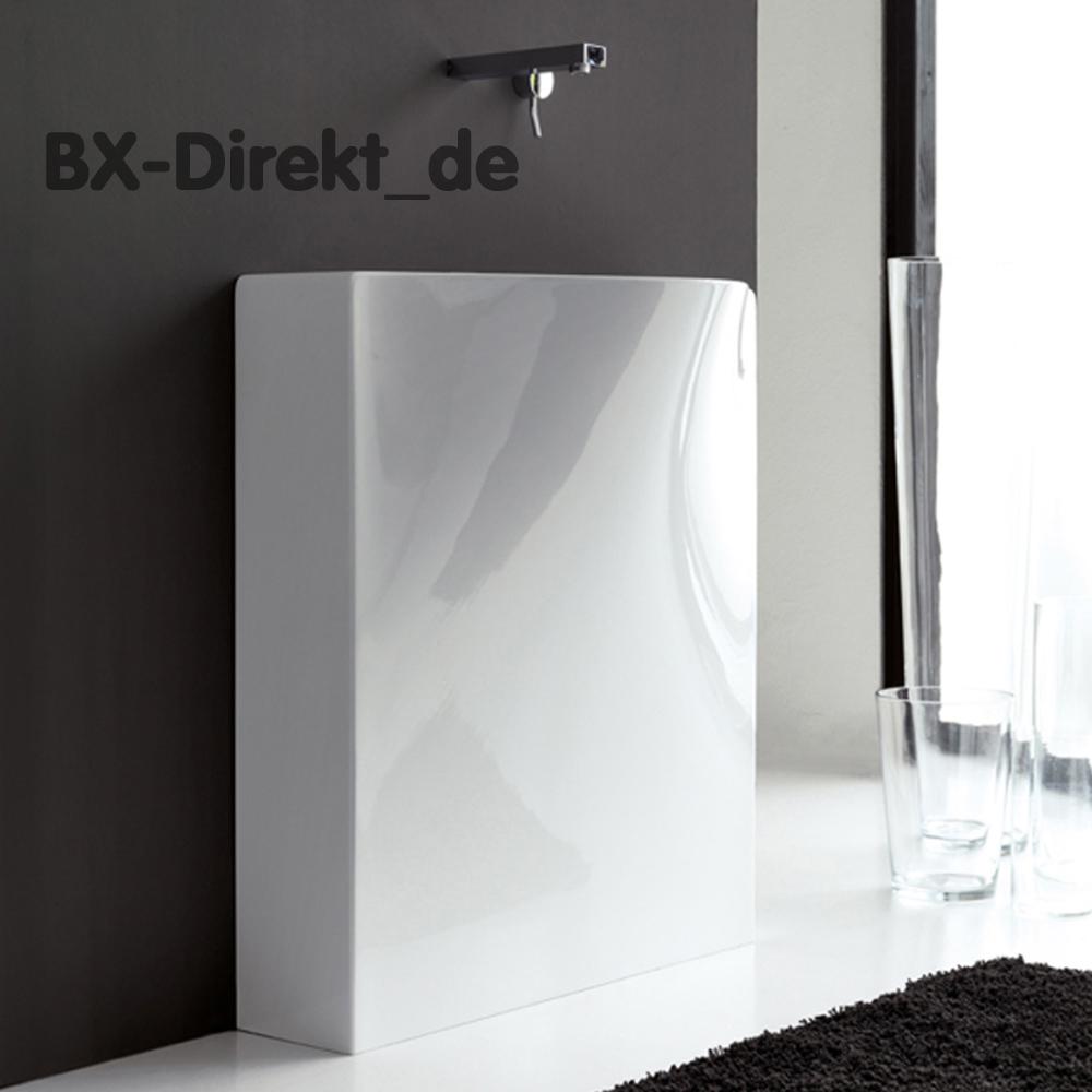 standwaschbecken back ein wandstehender designer. Black Bedroom Furniture Sets. Home Design Ideas