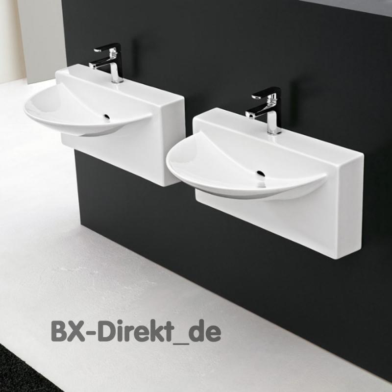 keramik waschtisch das italienische vorbau waschbecken. Black Bedroom Furniture Sets. Home Design Ideas