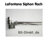 Siphon for LaFontana washbasin, original by ArtCeram - ACA021