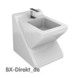 Standing bidet model Backstreet the designer Meridiana from Italy ceramic bidet