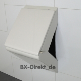 Designer urinal LaFontana ceramic urinal with concealed drainage