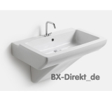 Designer washbasin exclusively by Meridiana from Italy the washbasin BACKSTREET