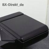 Original WC-Sitz in Schwarz für das WC LaFontana mit Absenkautomatik
