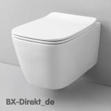 Spülrandloses Designer WC A16 rimless von ArtCeram ohne Spülrand