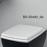 WC-Sitzfür das Retro WC JAZZ weiss mit Absenkautomatik