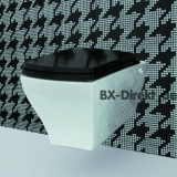 JAZZ das Retro Style Keramik WC - Vintage und modern genial kombiniert von Meneghello und Paolelli