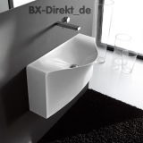 Monoblock washbasin modern and stylish the designer washbasin and built-in washbasin BACK