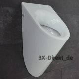 Urinal in timelessly beautiful Italian ceramic design by Meridiana