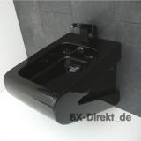 Bidet und WC in Schwarz zum TOP Preis im Set die original italienische Designer Toilette und Bidet